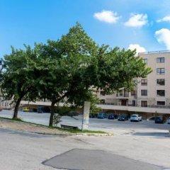 Отель Europroperties Sirena Apartaments парковка
