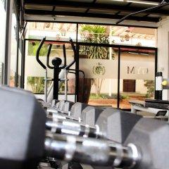 Hotel Posada Virreyes фитнесс-зал фото 3