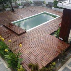 Отель Asuruma View Guest House Ханимаду бассейн