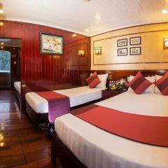 Отель Swan Cruises Halong сейф в номере