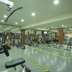 Отель Golden Parnassus Resort & Spa - Все включено фитнесс-зал фото 4