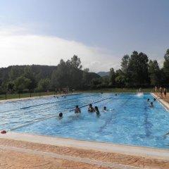 Отель Mesón de L'Ainsa Испания, Аинса - отзывы, цены и фото номеров - забронировать отель Mesón de L'Ainsa онлайн бассейн