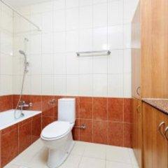 Отель Mike & Lenos Tsoukkas Seaview Apartments Кипр, Протарас - отзывы, цены и фото номеров - забронировать отель Mike & Lenos Tsoukkas Seaview Apartments онлайн ванная