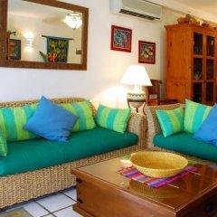 Отель Xaman Ha Condominiums Плая-дель-Кармен комната для гостей фото 4