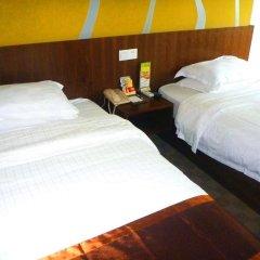 Отель Shenzhen Difu Business Hotel Китай, Шэньчжэнь - отзывы, цены и фото номеров - забронировать отель Shenzhen Difu Business Hotel онлайн комната для гостей фото 2