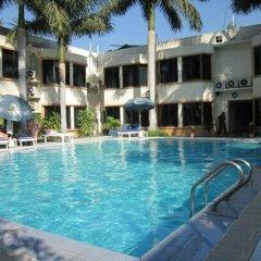Отель Mandalay Swan бассейн фото 2