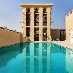 Отель Premier Inn Dubai Al Jaddaf бассейн фото 3