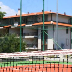 Edelweiss Park Hotel спортивное сооружение