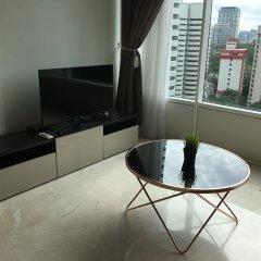 Отель Vortex Suite Residence KLCC Малайзия, Куала-Лумпур - отзывы, цены и фото номеров - забронировать отель Vortex Suite Residence KLCC онлайн удобства в номере фото 2