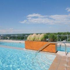 Отель Bluebird Suites near Bethesda Metro США, Бетесда - отзывы, цены и фото номеров - забронировать отель Bluebird Suites near Bethesda Metro онлайн бассейн фото 2
