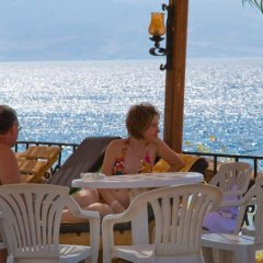 Отель Helnan Taba Bay Resort питание