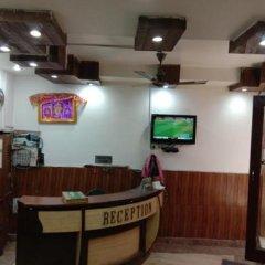 Hotel Welcome Inn Нью-Дели интерьер отеля