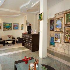 Peshev Family Hotel Nesebar интерьер отеля
