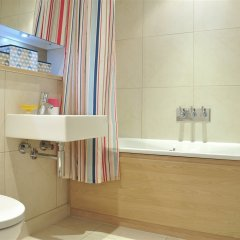 Апартаменты Olive Níké Apartments ванная