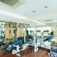 Отель Thomson Residence Бангкок фитнесс-зал фото 2