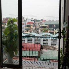 Отель Golden Diamond Hotel Вьетнам, Ханой - отзывы, цены и фото номеров - забронировать отель Golden Diamond Hotel онлайн балкон