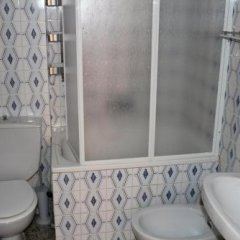 Отель Apartamento Sylvia 10M ванная