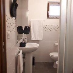 Отель Le Ortensie Ареццо ванная