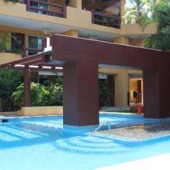 Отель Los Mangos Мексика, Сиуатанехо - отзывы, цены и фото номеров - забронировать отель Los Mangos онлайн бассейн фото 5