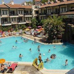 Club Ilayda Турция, Мармарис - отзывы, цены и фото номеров - забронировать отель Club Ilayda онлайн бассейн