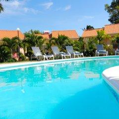 Отель Trujillo Beach Eco-Resort бассейн фото 2