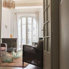 Отель Les Orangers комната для гостей фото 3