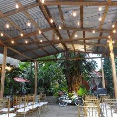 Hotel Villa Sarela парковка