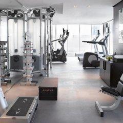 Отель Melia Dubai фитнесс-зал