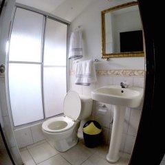 Отель Travel Suites ванная