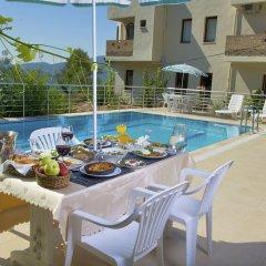 Ephesus Boutique Hotel бассейн