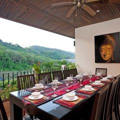 Отель Villa Pagarang питание фото 2