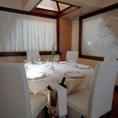 Отель Hostellerie Du Cheval Blanc Аоста помещение для мероприятий фото 2