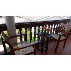 Отель Vista Rooms Galle Fort балкон