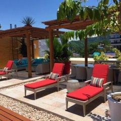 Отель Luxury Condo V177 Romantic Zone бассейн