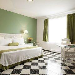 Отель Mision Merida Panamericana комната для гостей фото 3
