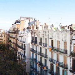 Отель Apbcn Gracia Terraced балкон