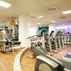 Отель NH Collection Brussels Centre фитнесс-зал фото 4