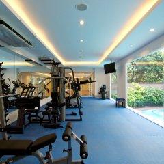 Manhattan Bangkok Hotel Бангкок фитнесс-зал