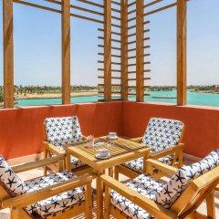 Отель Steigenberger Golf Resort El Gouna балкон