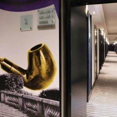 Hotel Sofitel Brussels Le Louise интерьер отеля
