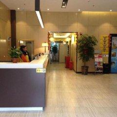 Отель 7 Days Inn Chongqing Bishan Yingjia Tianxia Business Street Branch интерьер отеля фото 3