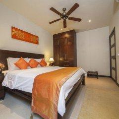 Отель Villa Ploi Attitaya комната для гостей фото 5