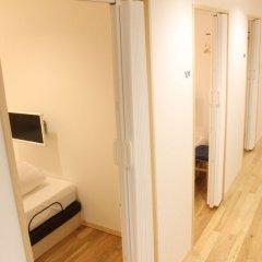 Отель Executive Spa & Capsule WELLBE Fukuoka - Caters to Men Хаката удобства в номере