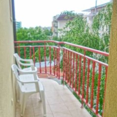 Отель Guest House Granat Солнечный берег балкон