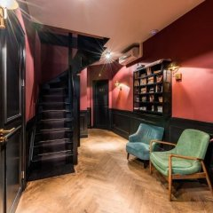 Отель Budget Hotel Thorbecke Нидерланды, Амстердам - отзывы, цены и фото номеров - забронировать отель Budget Hotel Thorbecke онлайн интерьер отеля фото 3