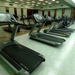 Отель Ambassador City Jomtien Pattaya - Ocean Wing фитнесс-зал