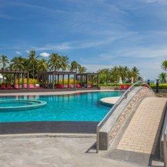 Отель Ambassador City Jomtien Pattaya - Ocean Wing бассейн фото 2