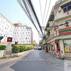 Отель Miggy Guest House Adults Only Бангкок городской автобус
