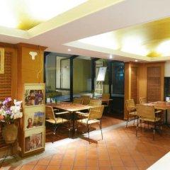 Отель Residence Rajtaevee Бангкок питание фото 3