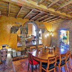 Отель Trastevere Large Apartment With Terrace Италия, Рим - отзывы, цены и фото номеров - забронировать отель Trastevere Large Apartment With Terrace онлайн питание фото 2